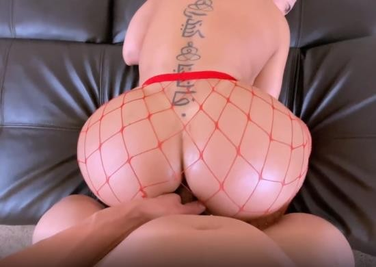 Pornhub - yinyleon - Submissive Thick Ass Girlfriend Gets a Rough Anal Fuck on Valentine s Day (FullHD/1080p/342 MB)