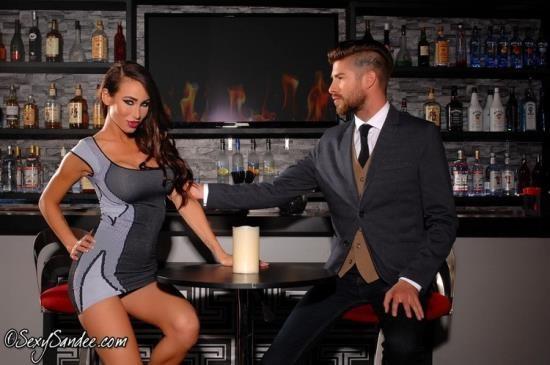 SexySandee - Sandee Westgate - Bar BG (HD/720p/303 MB)