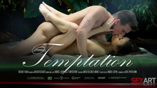 SexArt - Anita Bellini aka Anita Luv, Mark I - Temptation (HD/720p/219 MB)