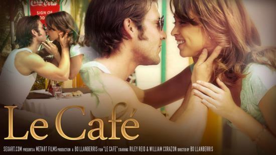 SexArt - Riley Reid - Le Cafe (HD/720p/266 MB)