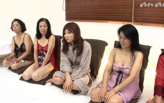 Jukujo-Club - Transsexuals - ORGY (FullHD/1080p/4.16 GB)
