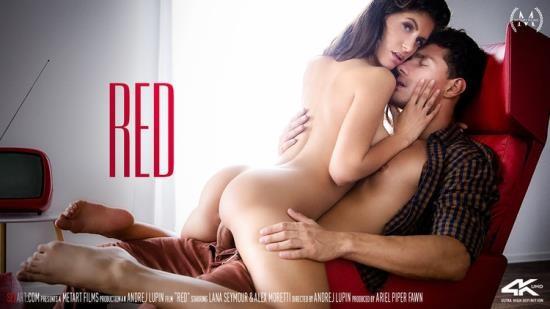 SexArt/MetArt - Lana Seymour - Red (FullHD/1080p/1.23 GB)