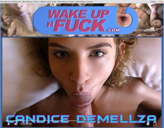 WakeUpNFuck/WoodmanCastingX - Candice Demellza - WUNF 239 (FullHD/1080p/2.88 GB)