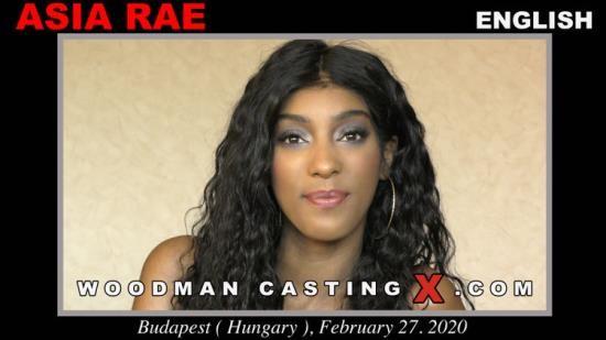 WoodmanCastingx - Asia Rae - Casting Hard (FullHD/1080p/2.95 GB)