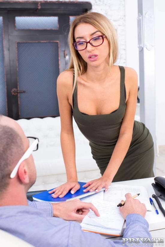 Private - Katrin Tequila - Hot Geeky Teen Katrin Tequila becomes an anal addict (FullHD/1080p/985 MB)