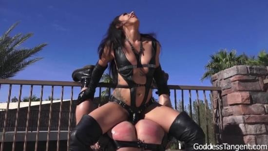 GoddessTangentWorldOfFemdom - Goddess Tangent - Outdoor Brutality-Whipping And Ruthless But Fucking (FullHD/1080p/934 MB)