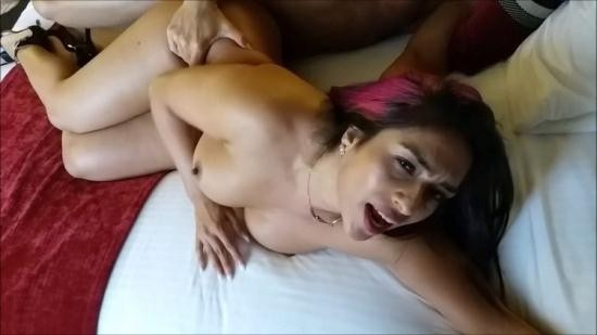 Best Latin ASS on the WEB!/Clips4Sale - Sandra Latina - A Hotwife With A Hall Pass (HD/720p/382 MB)