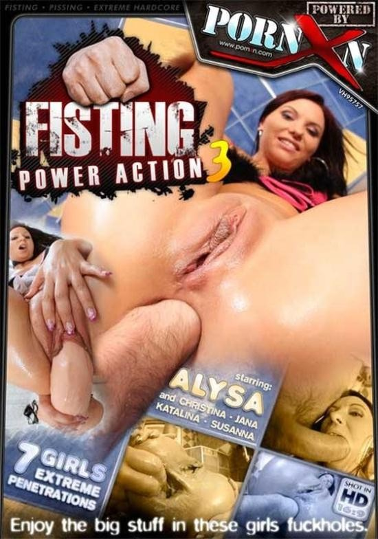 Fisting Power Action 3 (SD/1.37 GB)