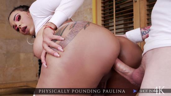 BigBootyTGirls - Garcia, Vergas - Physically Pounding Paulina (HD/720p/1.85 GB)