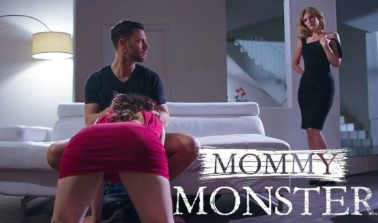 PureTaboo - Casey Calvert, Mona Wales - Mommy Monster (SD/540p/496 MB)