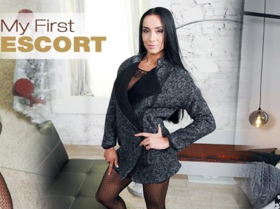 SexBabesVR - Anna Rose - My First Escort (UltraHD 2K/1440p/1.71 GB)