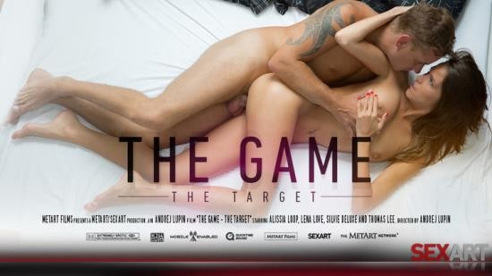 SexArt - Alexis Crystal, Alissia Loop, Carla Cox, Isabella Chrystin... - The Game - The Target (FullHD/1080p/839 MB)