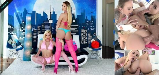 Allanal - Carolina Sweets, Layla Love - ATM Extravaganza with Layla and Carolina (FullHD/1080p/2.60 GB)