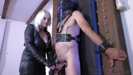 FemmeFataleFilms - Divine Mistress Heather - Clamped For Milking - Super Hd (FullHD/1080p/1023 MB)