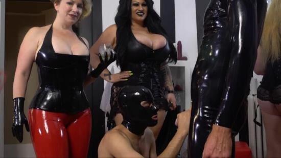 Mistress-T - Mistress-T - Fetish Fuckery - Goddess Party 2017: Romantic 69 (HD/720p/259 MB)