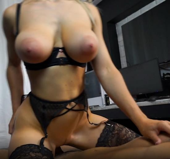 Pornhub - Hansel Grettel - Sexy Girl with Big Natiral Boobs Intense Ride his Cock – Cowgirl POV (FullHD/1080p/506 MB)