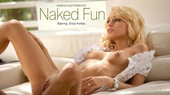 Babes - Erica Fontes - Naked Fun (FullHD/1080p/1021 MB)