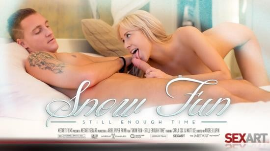 SexArt - Carla Cox - Still Enough Time (HD/720p/289 MB)