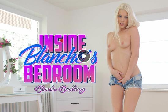 BaDoinkVR - Angel Wicky, August Ames, Valentina Nappi, Blanche Bradburry, Naomi Nevena - Inside Blanches Bedroom (UltraHD 4K/2160p/4.15 GB)