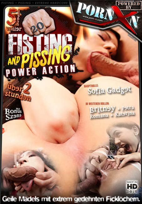 Fisting and Pissing Power Action 20 (SD/1.78 GB)