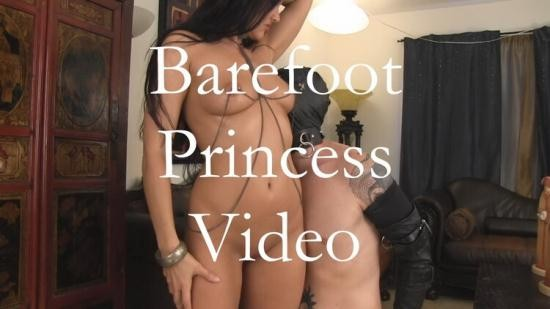 Barefoot Princess Video - UNKNOWN - I am your Goddess (HD/720p/235 MB)