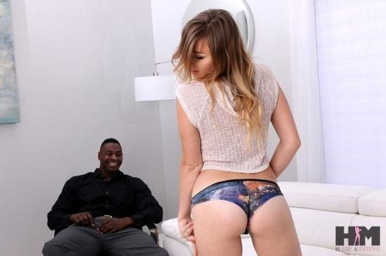 HussieAuditions - Alex Blake - Alex Blake's First Interracial Experience (HD/720p/508 MB)