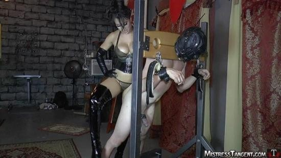 MistressTangent - Mistress Tangent - Racked Reject (FullHD/1080p/1.25 GB)