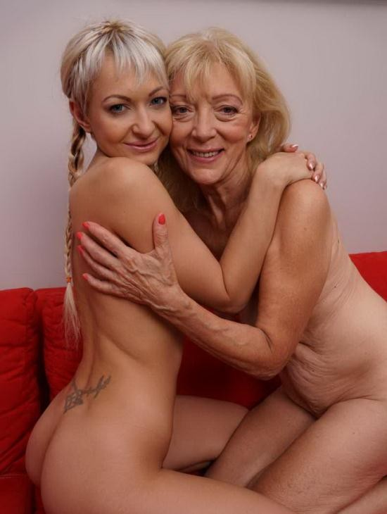 Mature.nl/Mature.eu - Eleanor (69), Natasja (26) - 2 old and young lesbians playing with eachother (FullHD/1080p/1010 MB)