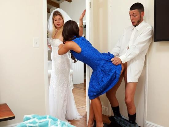 IKnowThatGirl/Mofos - Tara Ashley - Groom Bangs the Bridesmaid (SD/480p/240 MB)