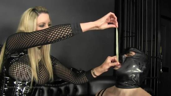 MistressNikkiWhiplash - Mistress Nikki - Sissy Swallows 4 Condoms Full Of Cum Wl1393 (FullHD/1080p/320 MB)