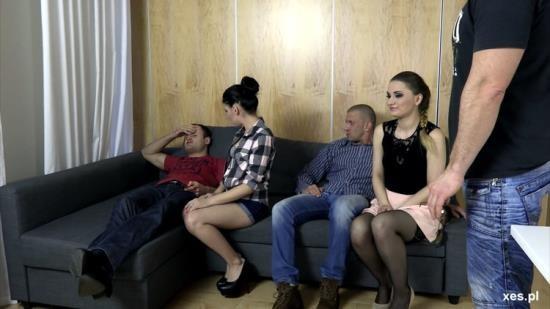 Xes.pl/Podrywacze.pl - Nadia B, Sara B - Misja ratunkowa (FullHD/1080p/1.47 GB)