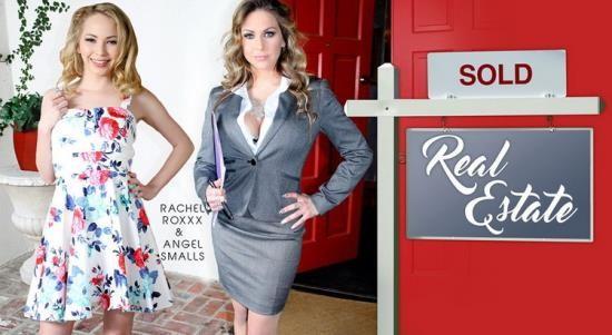 WankzVR - Angel Smalls, Rachel Roxxx - Real Estate (UltraHD 2K/1600p/3.90 GB)
