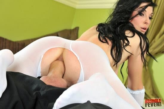 AssHoleFever/21Sextury - Alma Blue - There's a hole in my stockings... (FullHD/1080p/1.00 GB)
