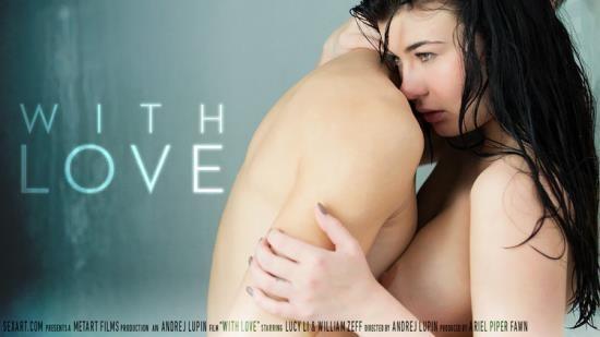 SexArt/MetArt - Lucy Li, William Zeff - With Love (FullHD/1080p/1.35 GB)