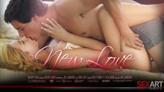 SexArt - Molly Bennet - New Love (FullHD/1080p/334 MB)