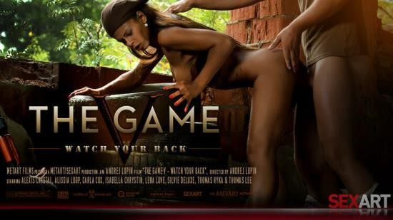 SexArt - Isabella Chrystin - The Game V - Watch Your Back (FullHD/1080p/783 MB)