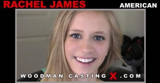 WoodmanCastingX/PierreWoodman - Rachel James - Casting X 151 (SD/540p/1.35 GB)