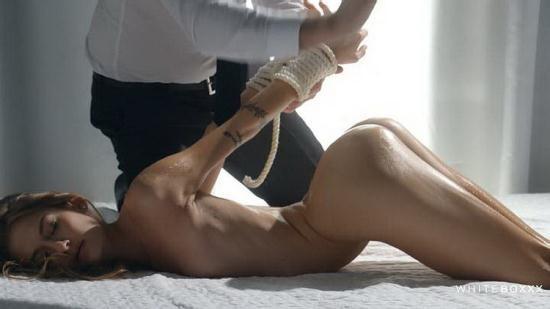 TheWhiteBoxxx/LetsDoeIt - Tiffany Tatum - Sexy woman sucks dick while bound (FullHD/1080p/1.46 GB)
