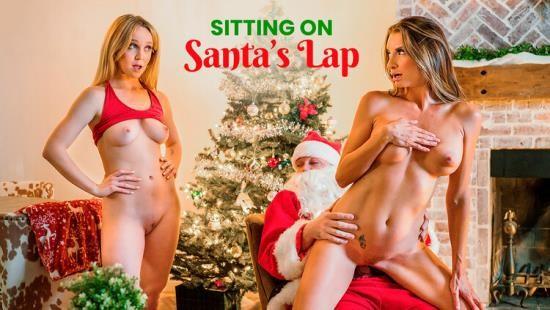 MomsTeachSex/Nubiles-Porn - Nikole Nash, Silvia Saige - Sitting On Santas Lap (S14:E7) (HD/720p/1.15 GB)