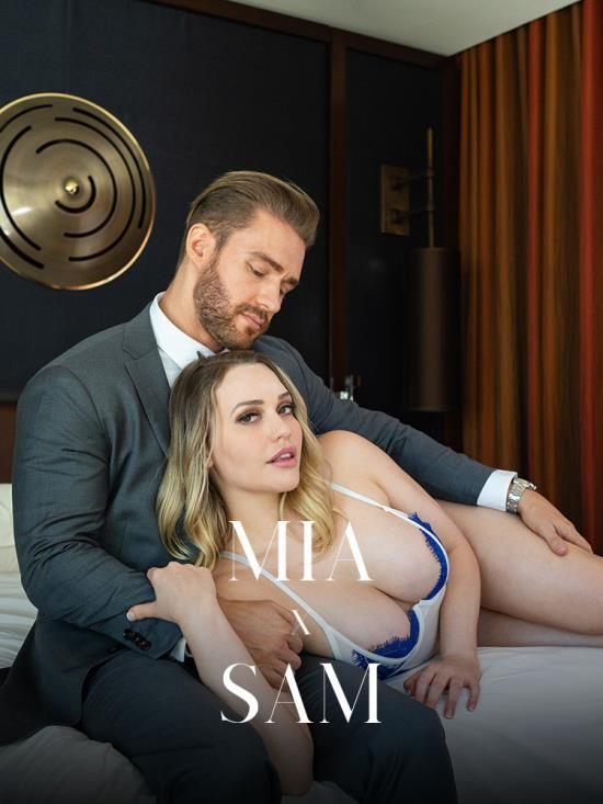 OnlyFans - Mia Malkova - New Scene With Sam Shock (FullHD/1080p/779 MB)