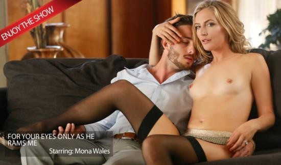 NewSensations - Mona Wales - Hotwife Mona Enjoys Her Boy Toy (FullHD/1080p/2.53 GB)