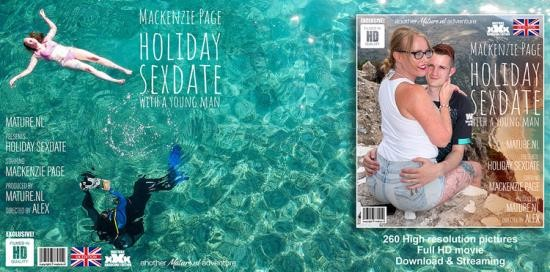 Mature.nl/Mature.eu - Mackenzie Page - Anal sex for Mackenzie Page on her holiday sexdate (FullHD/1080p/1.39 GB)