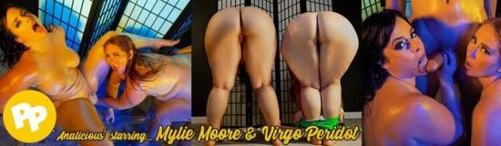 PlumperPass - Mylie Moore, Virgo Peridot - Analicious (FullHD/1080p/2.56 GB)