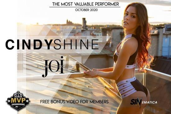 SINematica - Cindy Shine - CINDY SHINE RETURNS (FullHD/1080p/3.42 GB)