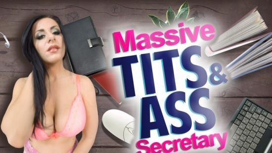 StockingsVR - Alex Black - Massive Tits And Ass (UltraHD 4K/2160p/2.22 GB)