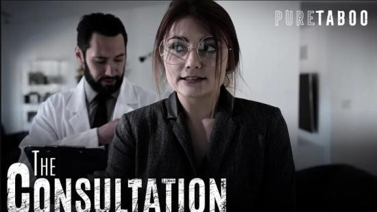 PureTaboo - Adria Rae - The Consultation (HD/720p/1.03 GB)