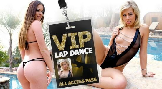 WankzVR - Jenna Jay, Zoey Monroe - VIP Lap Dance (UltraHD 2K/1600p/3.70 GB)