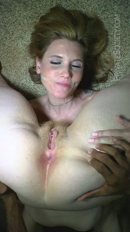 PrivateSociety - Alby Daor - Two MILFs and a black man (HD/720p/1.98 GB)