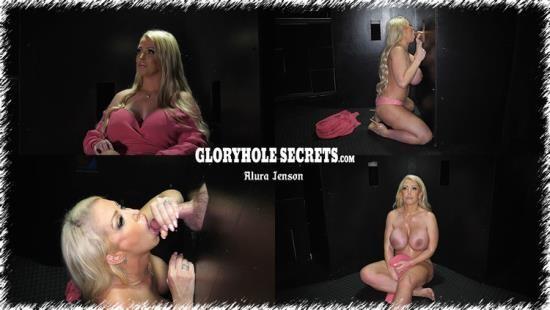 GloryHoleSecrets - Alura Jenson - Aluras First Gloryhole Video (FullHD/1080p/2.43 GB)