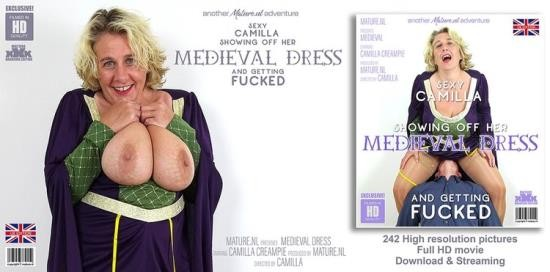 Mature.nl - Camilla Creampie (EU) (47) - Big breasted Camilla gets fucked in her medieval dress (FullHD/1080p/3.29 GB)